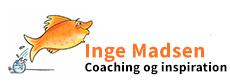 Inge Madsen Logo